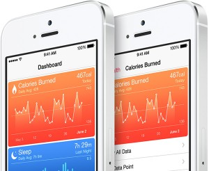 Health & Fitness in iOS 8