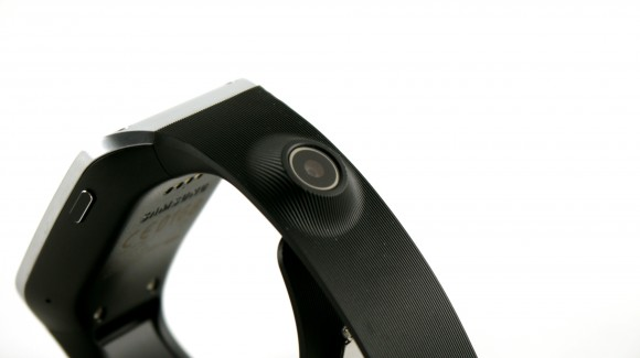 Samsung Galaxy Gear camera