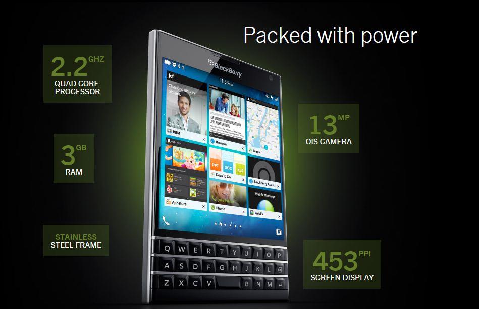 BlackBerry-Passport-Display