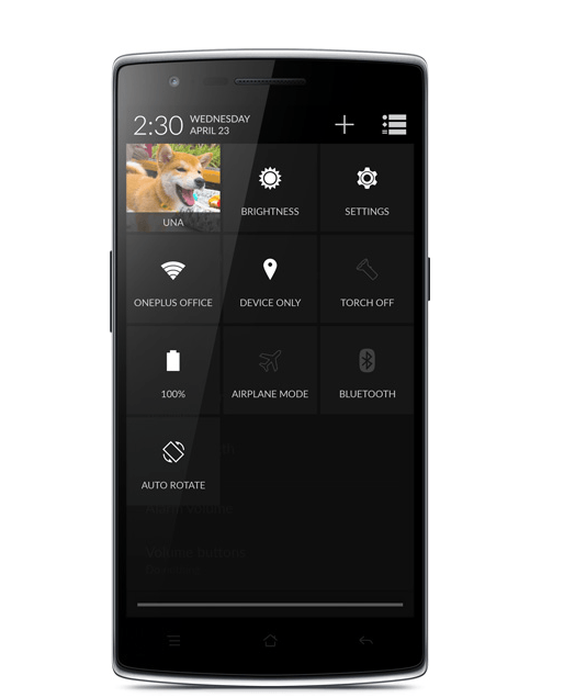 OnePlus-One-Customization-features