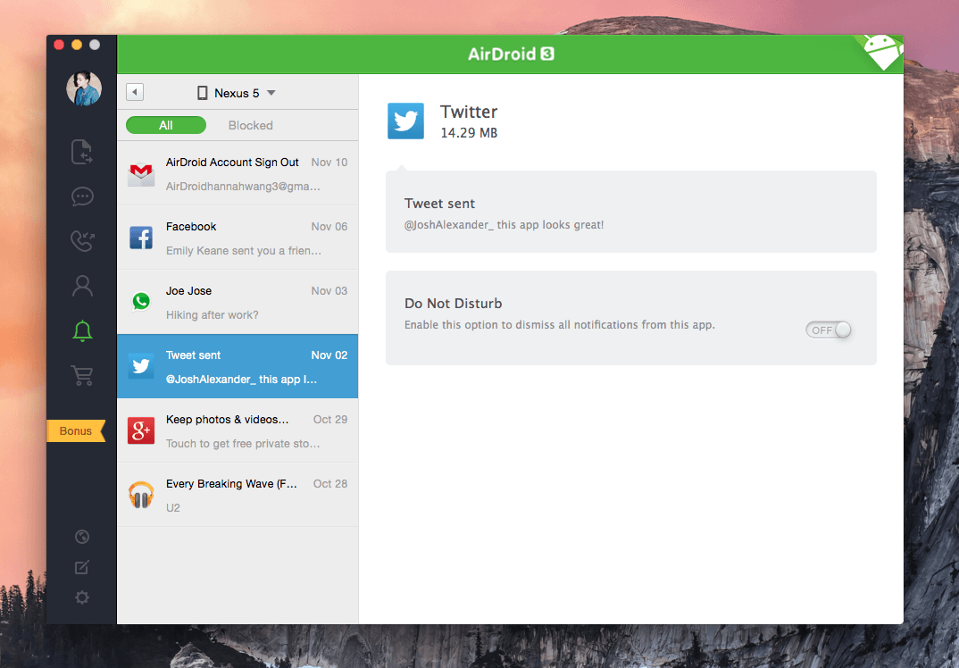 Airdroid-3-notifications-screen