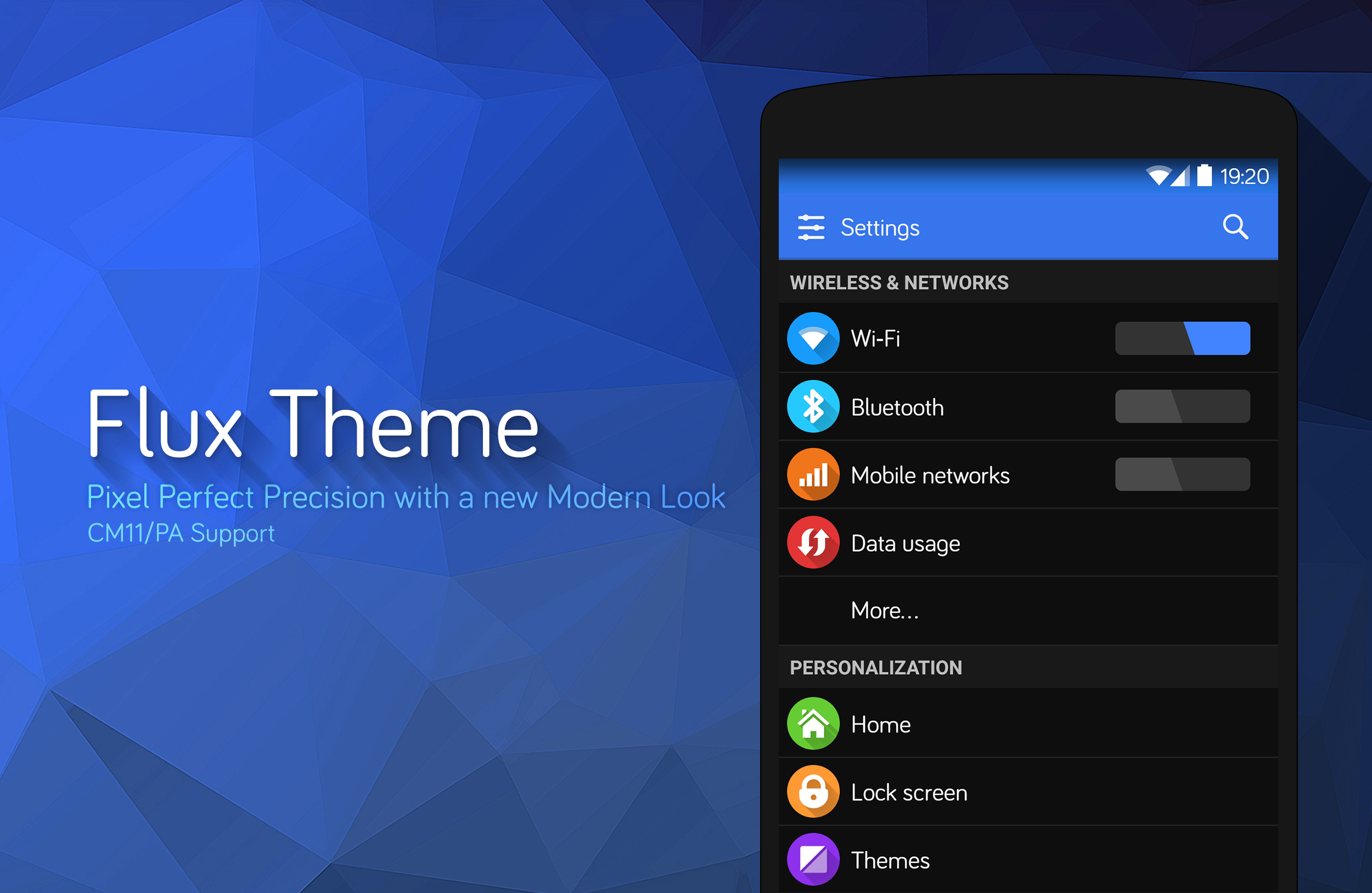 15 Best CyanogenMod 11 Themes For your Android Device