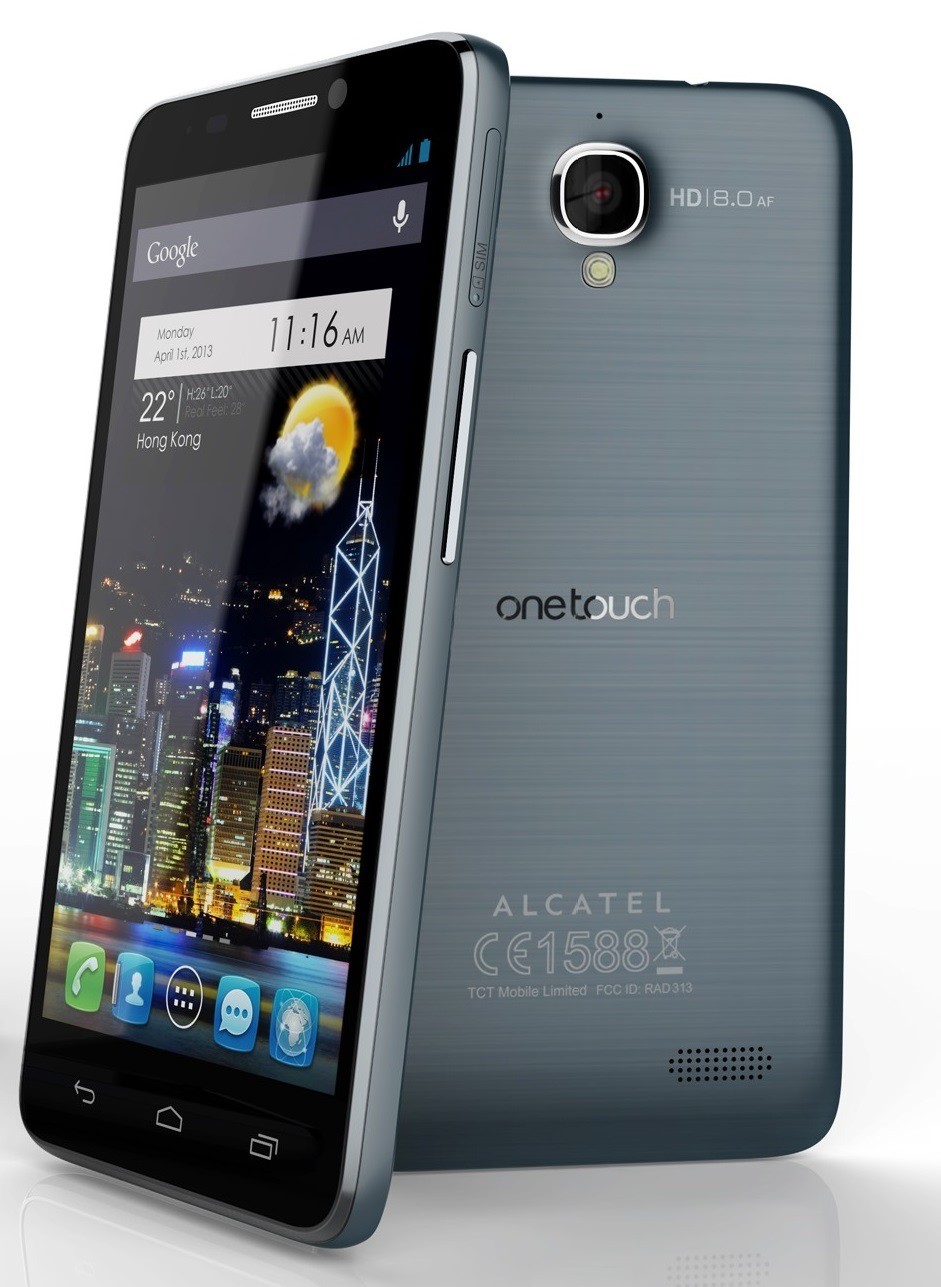Alcatel One Touch Idol Specifications and Review