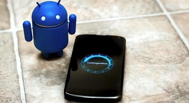 CyanogenMod-Blue-Android-640x385