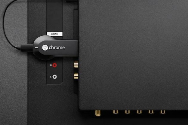 chromecast uses hdmi port to connect