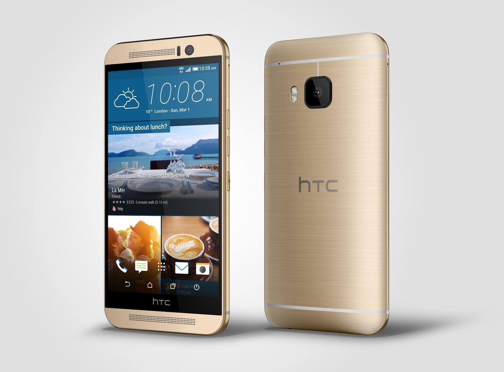 HTC One M9 with 3GB RAM