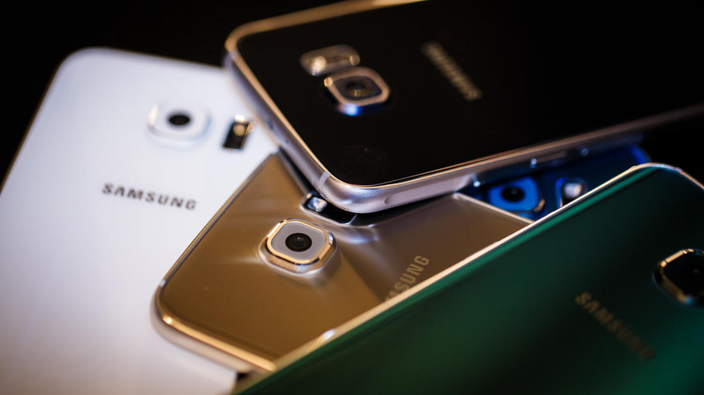Samsung Galaxy S Edge Back camera