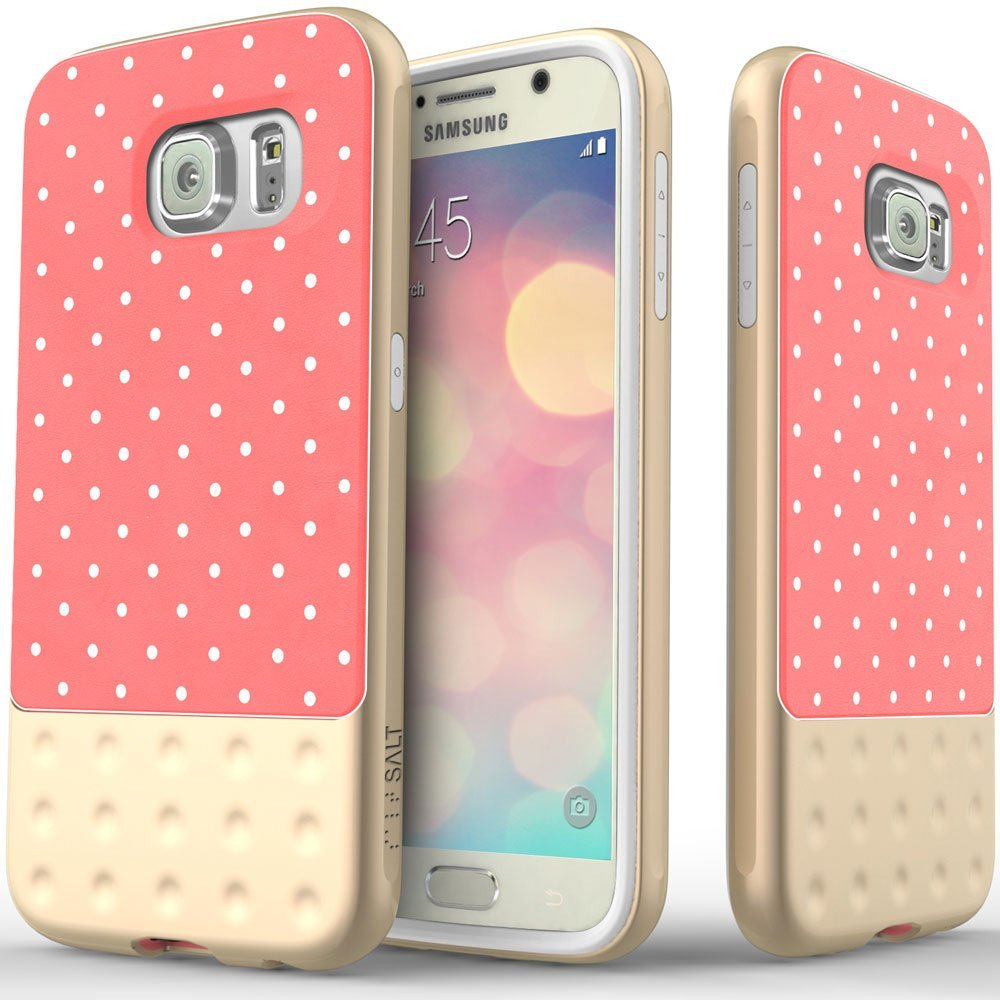 Caseology Riot Leather Grip Samsung Galaxy S6 case