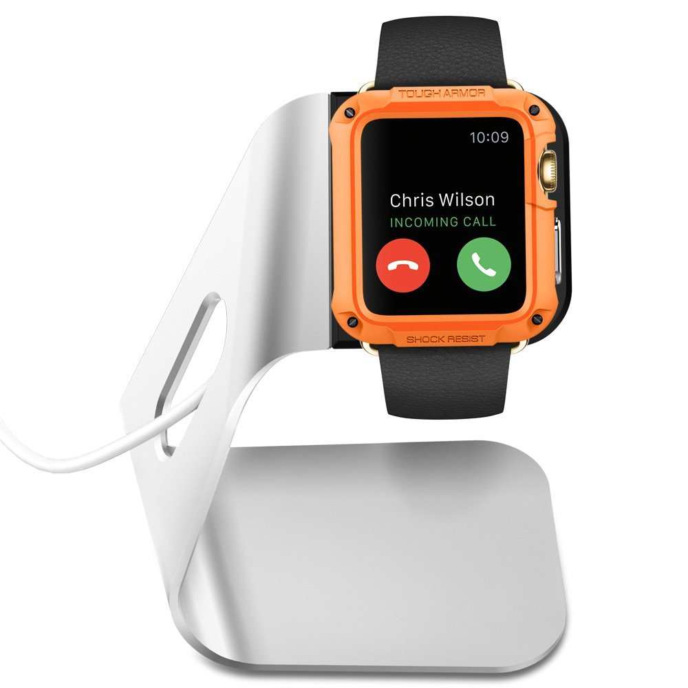 Spigen Apple Watch Stand S330 with Case