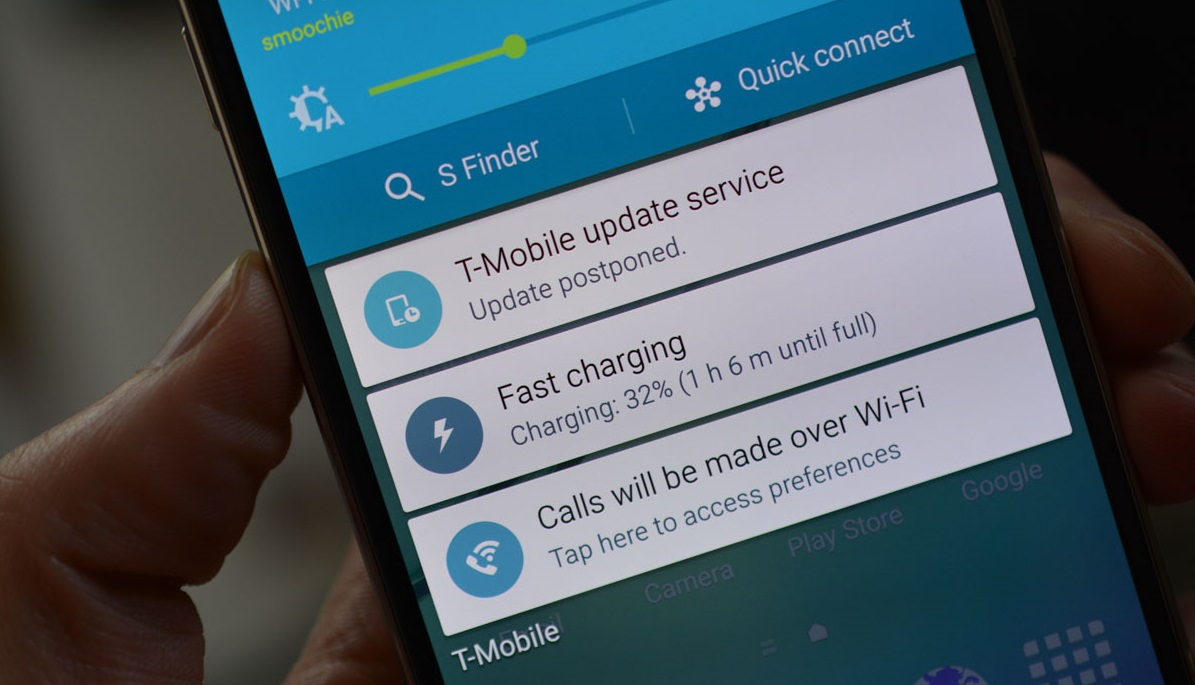 samsung galaxy s6 fast charging feature
