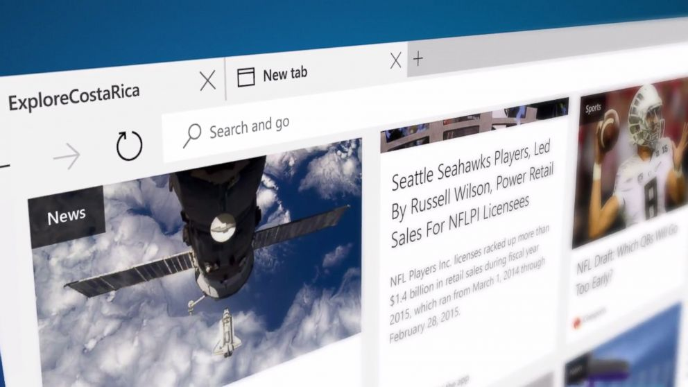 Microsoft Edge will be the official web browser for Windows 10