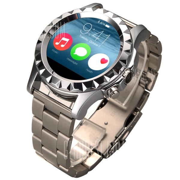 No.1 Sun S2 smartwatch has circular display
