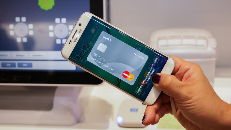 Samsung Pay how does it work