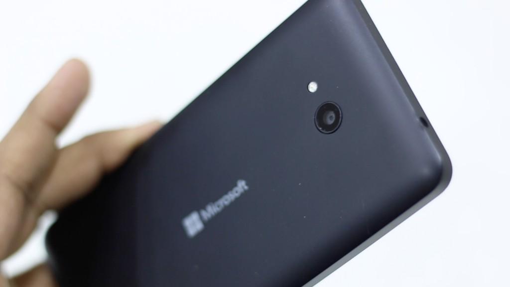 Microsoft Lumia 640 Design