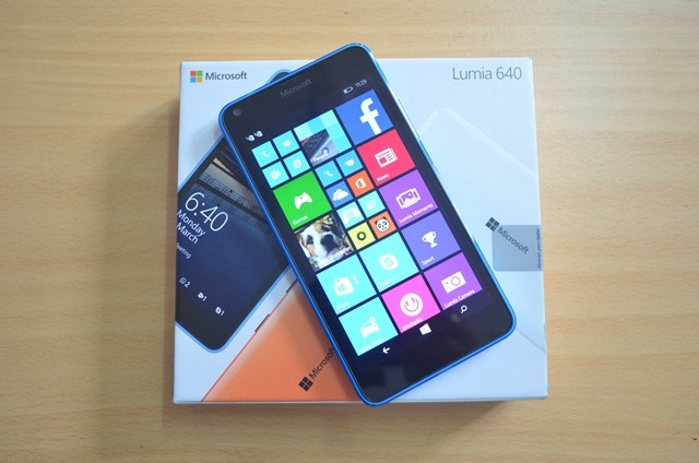 Why should you buy the Lumia 640