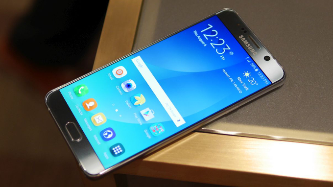 Samsung Galaxy Note 5 features