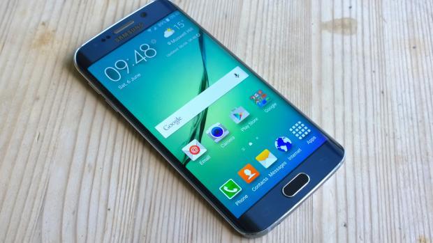 Samsung Galaxy S6 Edge design