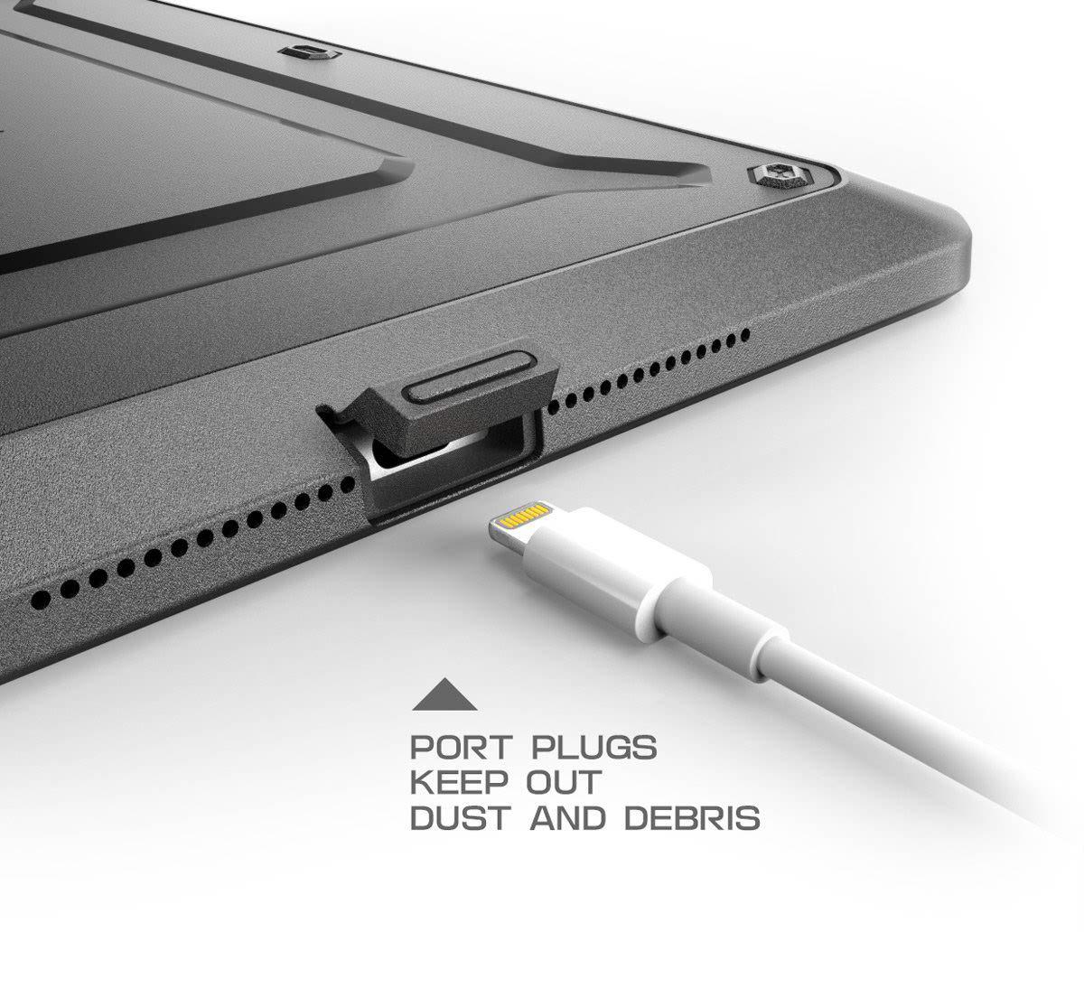 Unicorn Beetle PRO case for iPad Air 2 keeps it safe