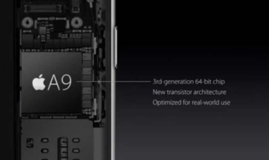 Apple-A9 chip is 70 faster than A8 chip