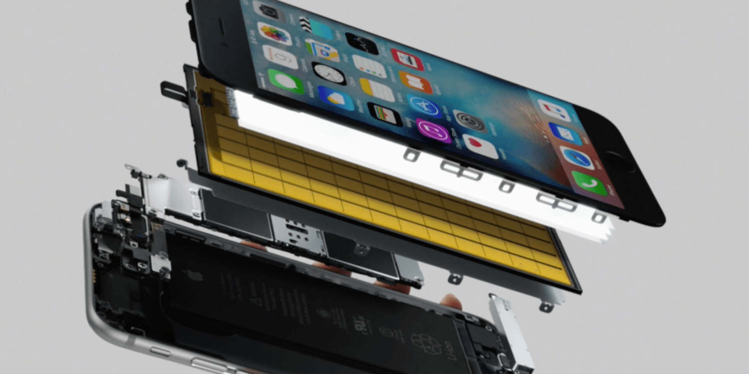Apple iPhone 6S is much heavier than iPhone 6