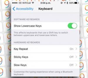 iOS 9 Tips & Tricks