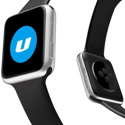 Ulefone uWear Bluetooth smart watch side view