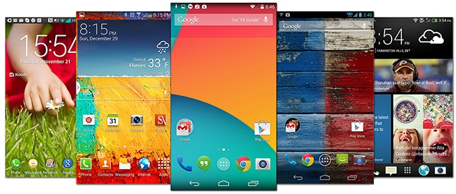 Having a less crowded Homescreen will improve performance