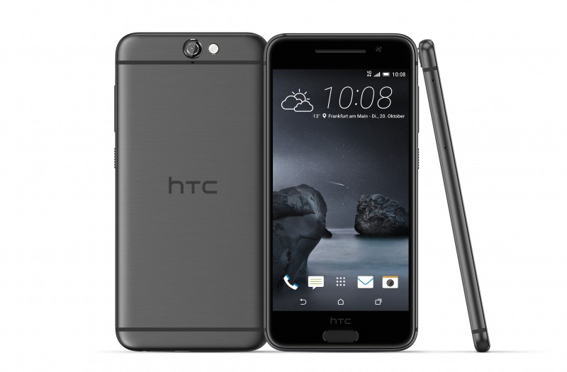HTC-One-A9 in grey color