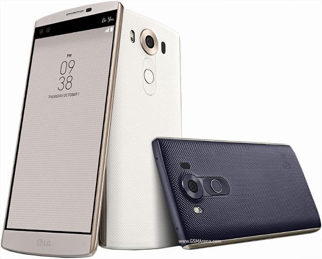 LG-V10 side by side