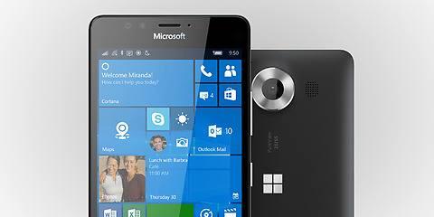 Microsoft Lumia 950 has powerful camera