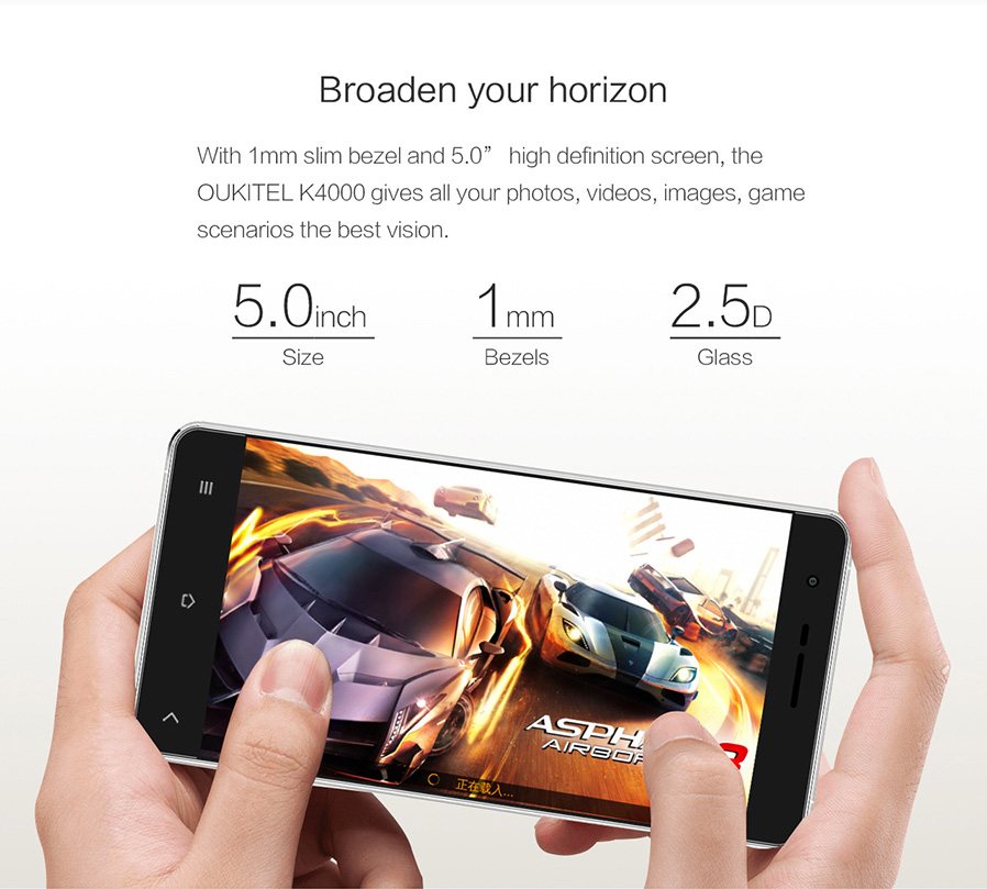 OUKITEL K4000 4G Smartphone Review