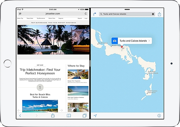 How to use the iOS 9 split-screen on your iPad Pro