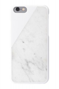 Native Union CLIC marble case for iPhone 6s