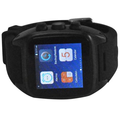 ORDRO SW16 3G smartwatch phone side view