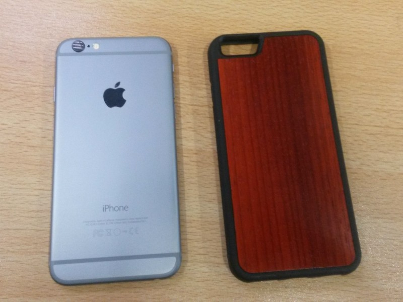 carved wooden cases for iPhone 6