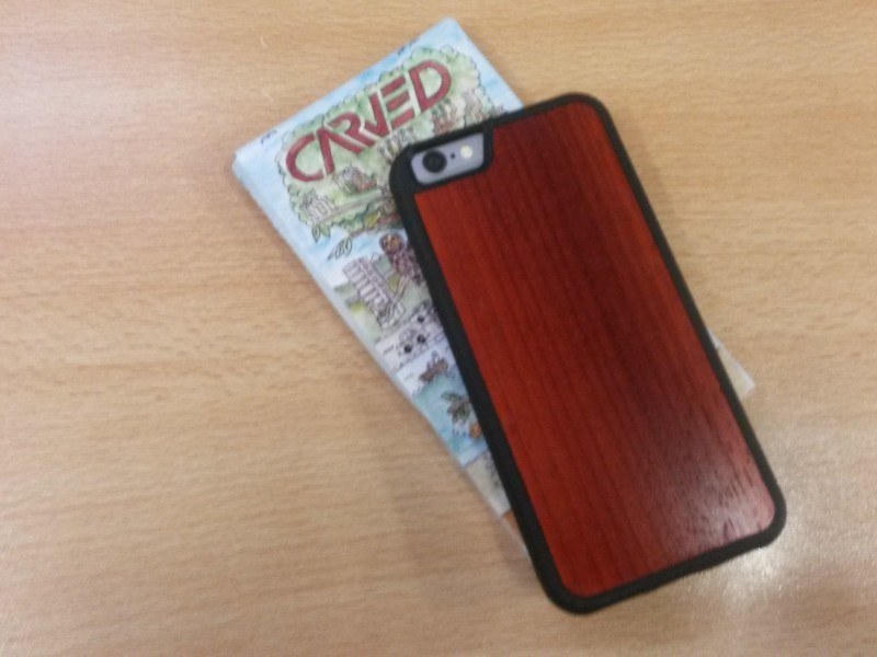 carved wooden cases for iPhone 6 side by side 4