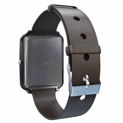 Bluboo U Watch smartwatch back view