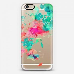 Casetify Watercolor Pond iPhone 6s Case