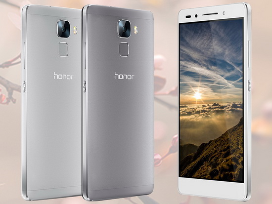 Huawei Honor 7 getting Android