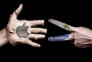 Apple VS Samsung: Who was the king of 2015?