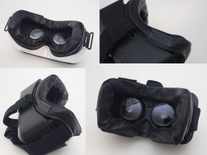 Samsung Gear VR Cover (Velour) Innovator Edition