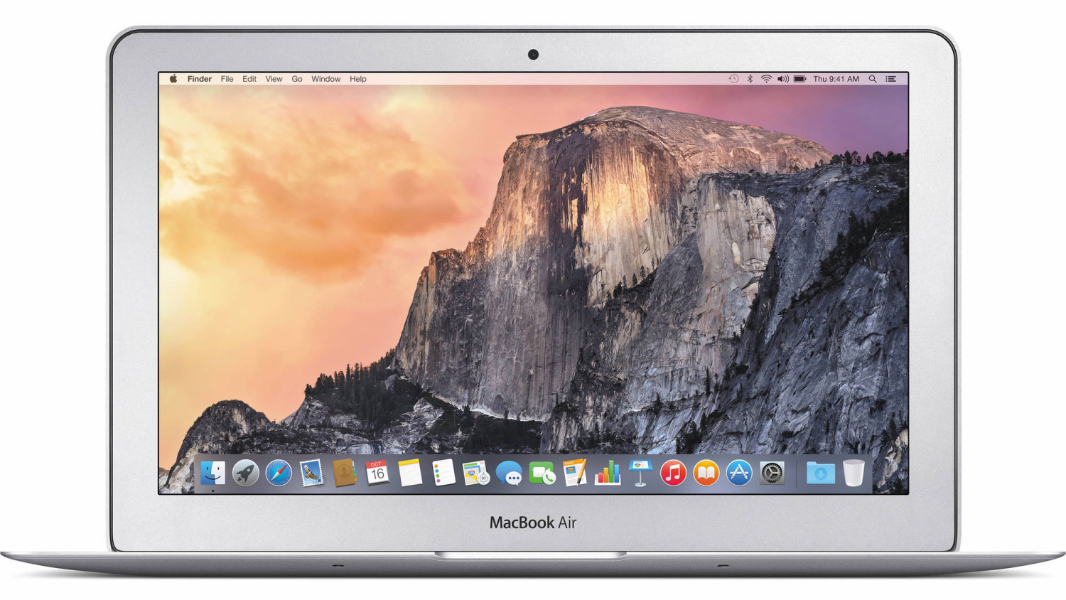 macbook-air 2016 with 15 inchj