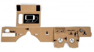 Google Cardboard; Opening new doors for VR world