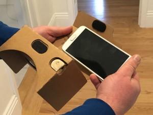 Google; Opening new doors for VR world