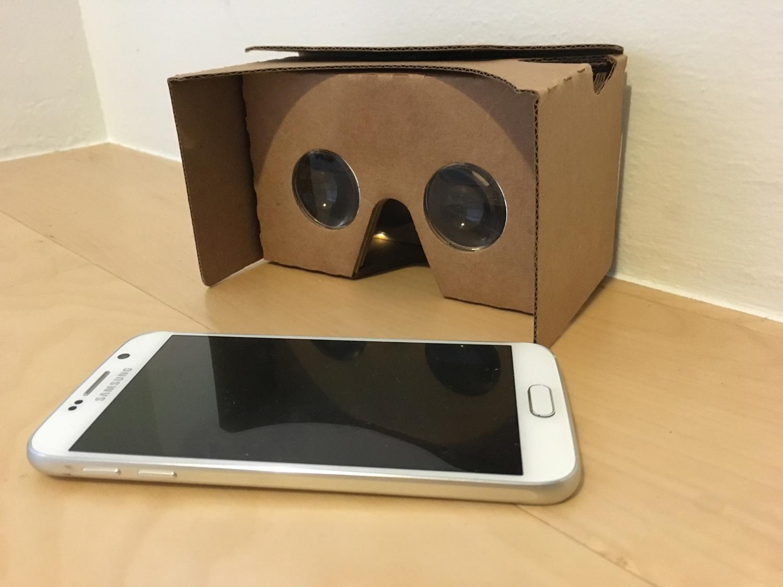 Google Cardboard VR; Opening new doors for VR world