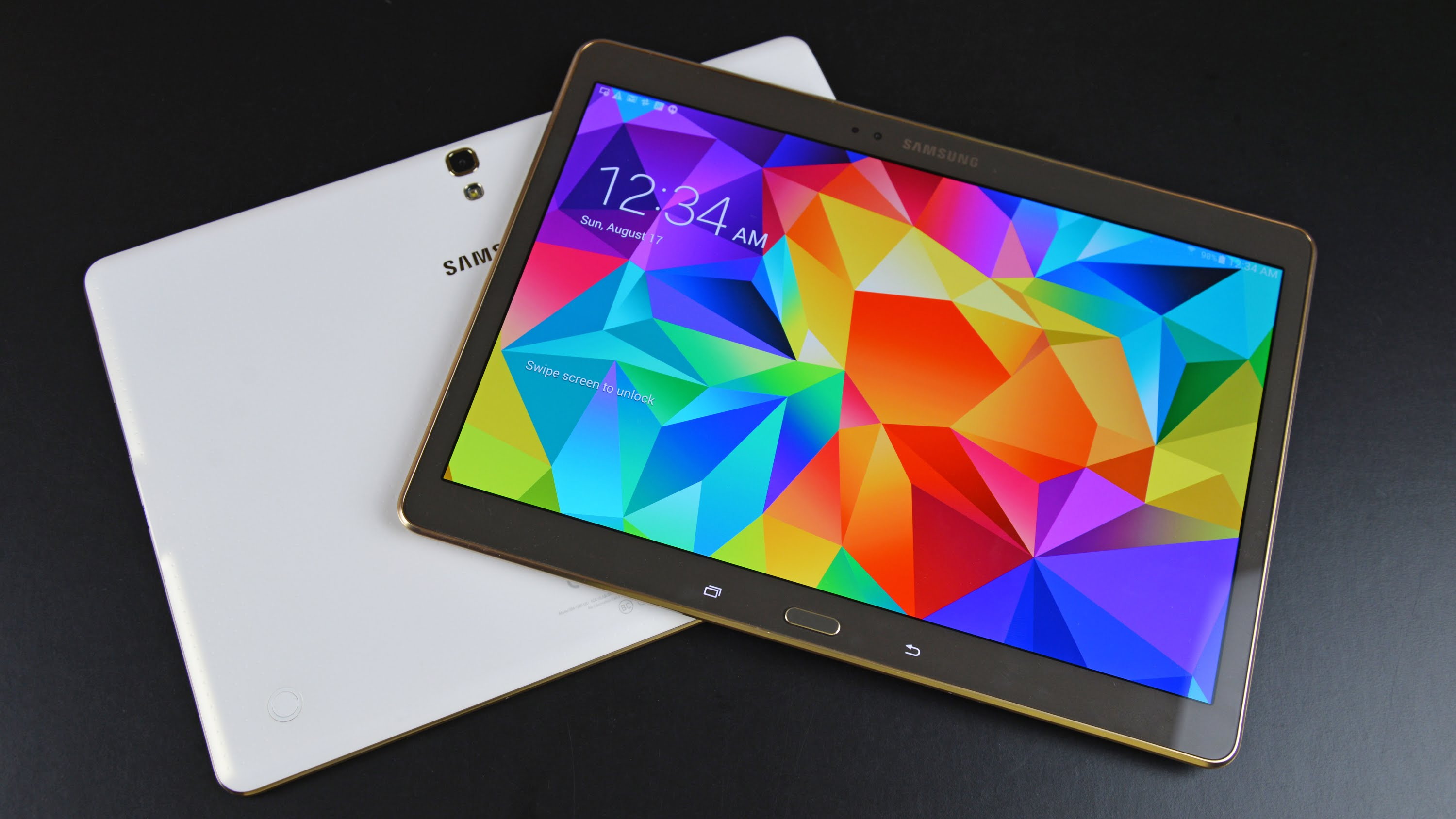 How to install CWM recovery on Samsung Galaxy Tab S 10.5