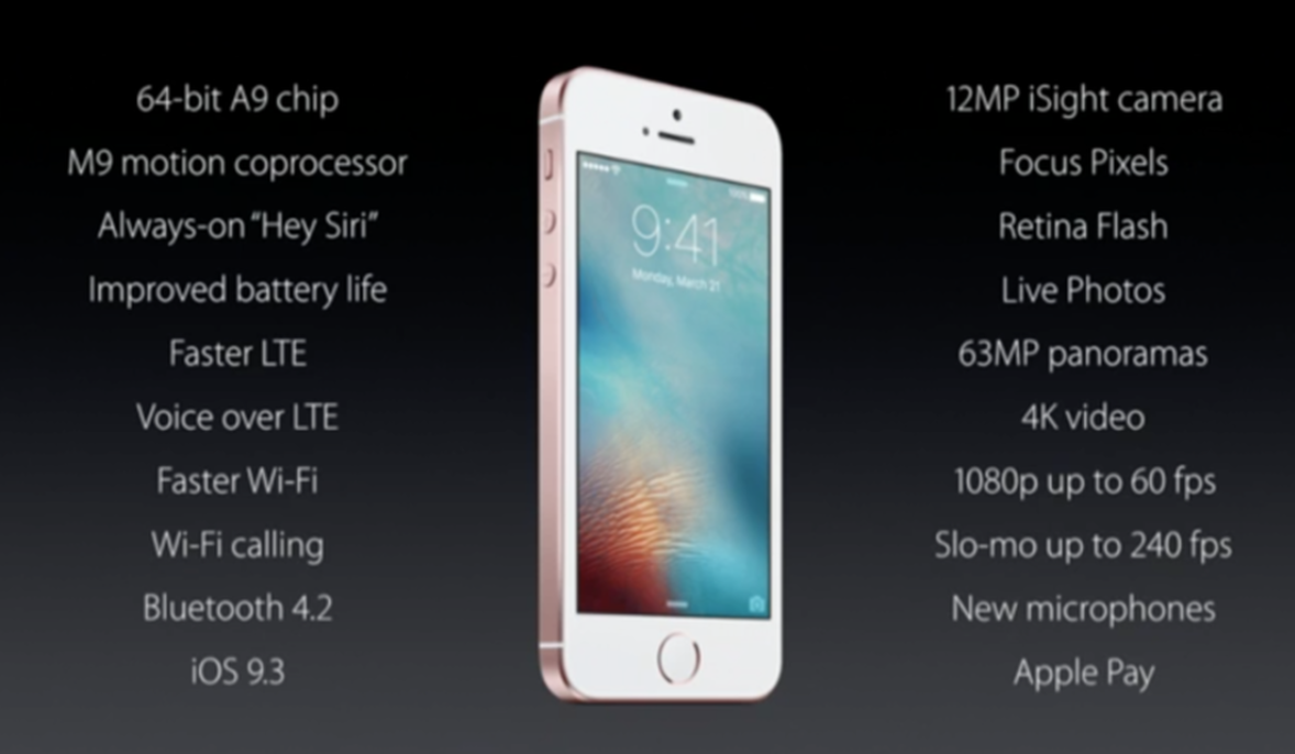 Apple Event March 2016 Live Blog – Pictures