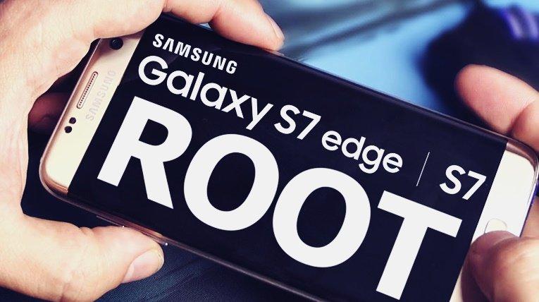 root Galaxy S7 Edge