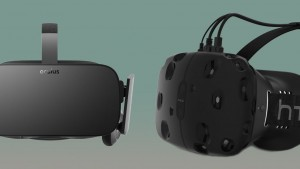 Comparison Between Oculus Rift And HTC Vive headsets