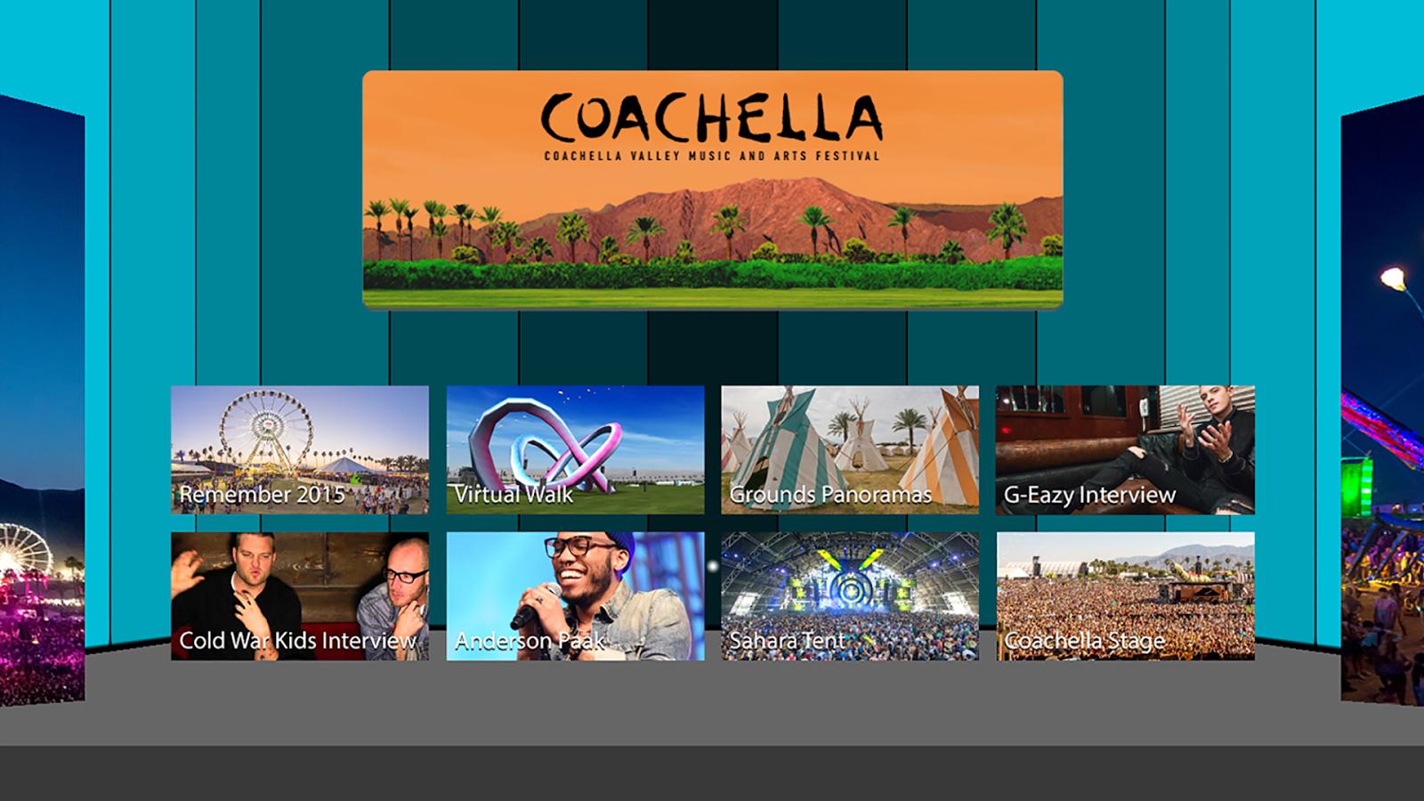 American Music Festival Coachella